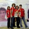 Волонтери з Червоного Хреста