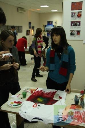 Малюємо разом з Сашею Кольцовою